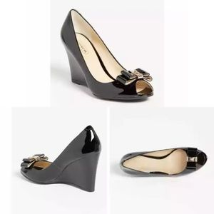 Coach heels like new
